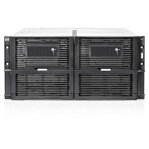 Hewlett Packard Enterprise D6000 140000GB Rack (5U) Zwart disk array