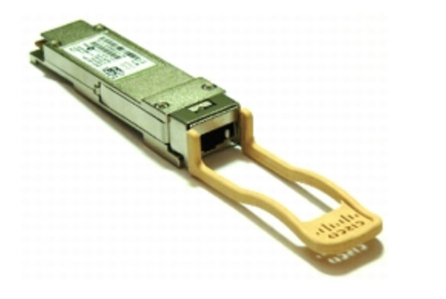 Cisco QSFP-40G-SR-BD= Fiber optic 850nm 40000Mbit/s QSFP network transceiver module