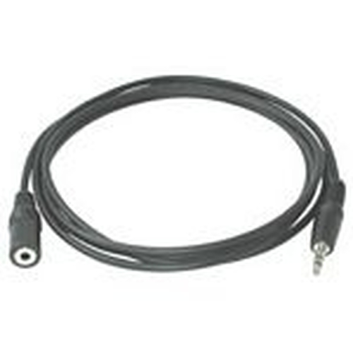 C2G 10m 3.5mm Stereo Audio Extension Cable M/F 10m 3.5mm 3.5mm Black audio cable