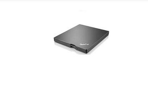 Lenovo ThinkPad UltraSlim USB DVD Burner optical disc drive DVD±RW Black