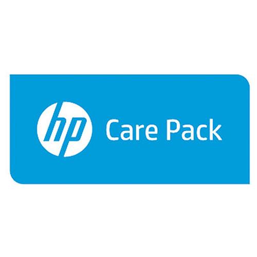 Hewlett Packard Enterprise 1y PW 24X7 MSL6480 Base Library FC