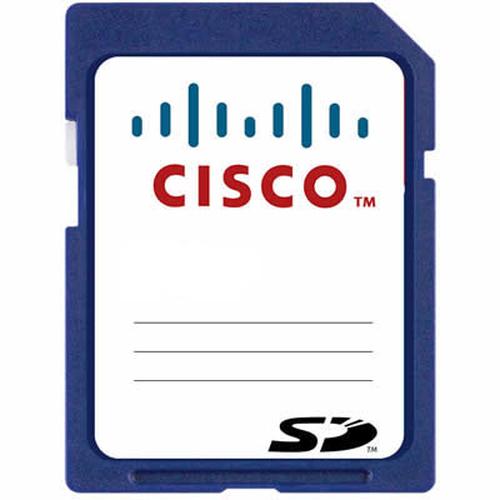 Cisco 32GB SD memory card
