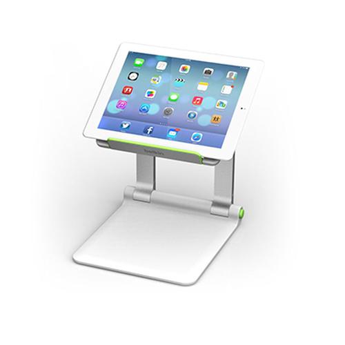 Belkin B2B118 Tablet Multimedia stand Groen, Zilver multimediawagen & -steun