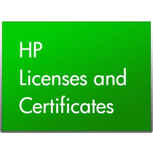 Hewlett Packard Enterprise StoreVirtual VSA 2014 Software 4TB 3-pack 5-year E-LTU