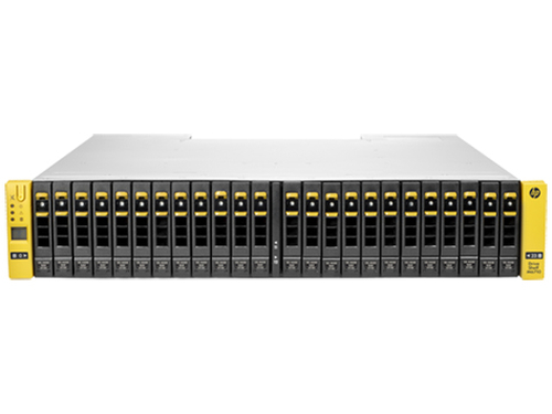 "Hewlett Packard Enterprise M6710 SFF 2.5"" Zwart, Geel"