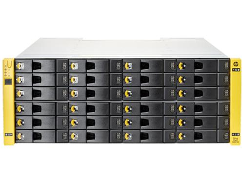 """Hewlett Packard Enterprise M6720 LFF 3.5"""" Zwart, Geel"""