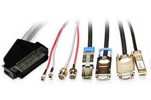 Lenovo 5m OM3 LC Glasvezel kabel