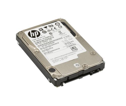 HP 300-GB SAS 15.000 SFF vaste schijf