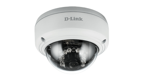 D-Link DCS-4602EV security camera IP security camera Indoor & outdoor Dome 1920 x 1080 pixels Ceiling/wall
