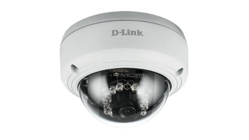 D-Link DCS-4603 bewakingscamera IP-beveiligingscamera Binnen Dome 2048 x 1536 Pixels Plafond/muur