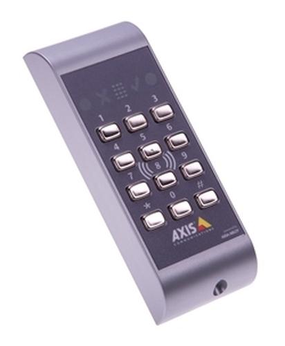 Axis A4011-E Basistoegangscontrolelezer Zwart, Grijs