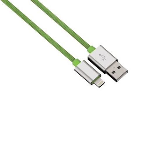 Hama 0.5m, USB 2.0-A - Lightning 0.5m USB A Lightning Green mobile phone cable