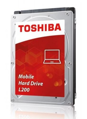 "Toshiba L200 500GB 2.5"" SATA II"