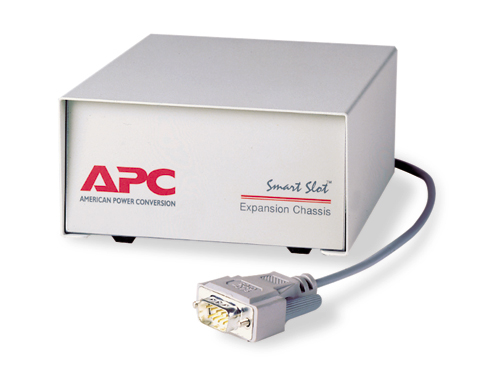 APC SmartSlot Expansion Chassis Beige UPS