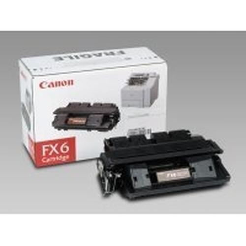 Canon Cartridge FX6 5000pagina's Zwart