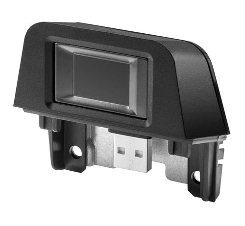 HP RP9 geïntegreerde vingerafdrukscanner