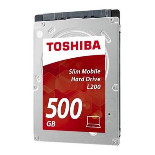 "Toshiba L200 500GB 2.5"" SATA III"