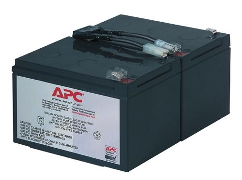 APC RBC6 UPS battery Sealed Lead Acid (VRLA)