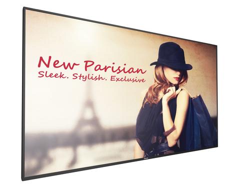 "Philips Signage Solutions 55BDL4050D/00 Digital signage flat panel 55"" LED Full HD Wi-Fi Zwart beeldkrant"