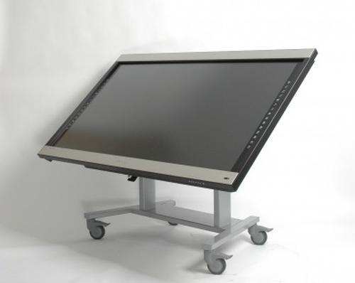 ErgoXS EFK6200 bevestiging voor signage-beeldschermen Zilver