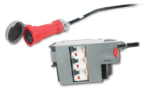 APC 3 Pole 5 Wire RCD 16A 30mA IEC309 power distribution unit (PDU)