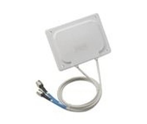 Cisco Aironet 7-dBi Diversity Patch Antenna RP-TNC 7dBi antenne