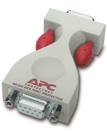 APC PS9-DCE cable interface/gender adapter RS-232 Grey