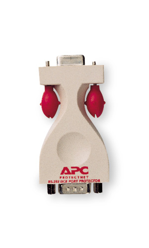 APC 9 PIN SERIAL PROTECTOR FR D 9 PIN FEMALE TO MALE kabel-connector