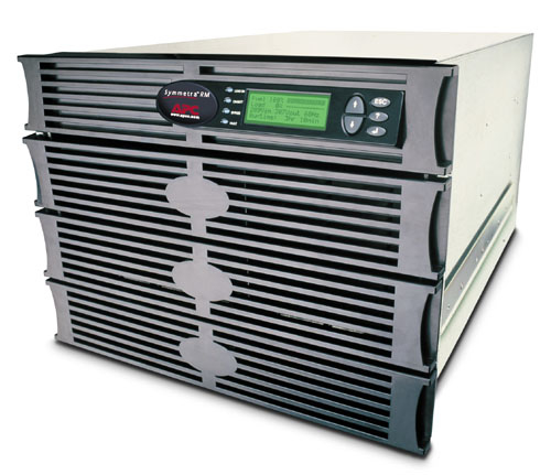 APC SYMMETRA RM 2KVA EXP TO 6K uninterruptible power supply (UPS) 2000 VA 1400 W