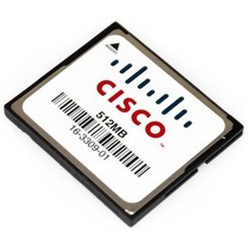 Cisco MEM-CF-512MB= 512MB 1stuk(s) netwerkapparatuurgeheugen