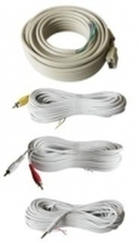 Vision TC2-LT15MCABLES video cable adapter 15 m White