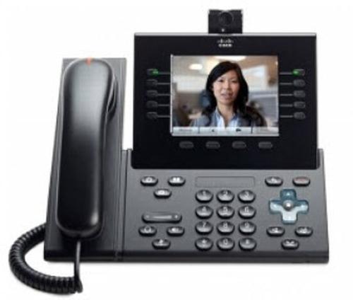 Cisco 9951 5regels Kolen IP telefoon