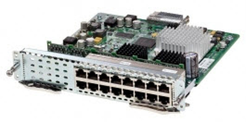 Cisco SM-ES3-16-P= Fast Ethernet,Gigabit Ethernet network switch module