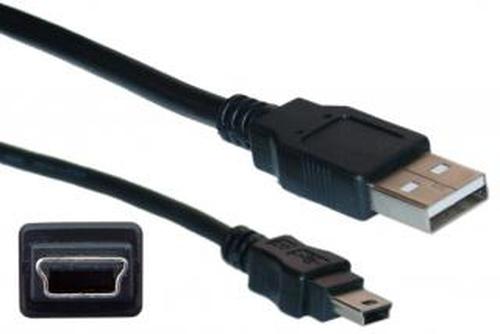 Cisco Console USB 2m Black networking cable
