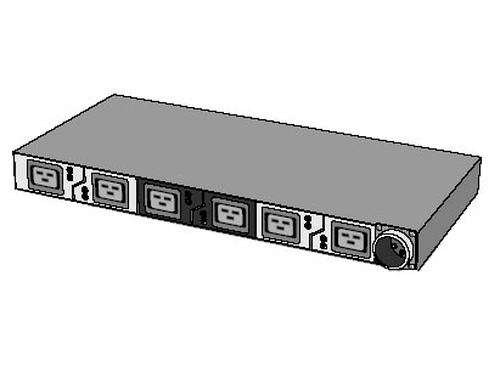 IBM Enterprise C19 PDU energiedistributie