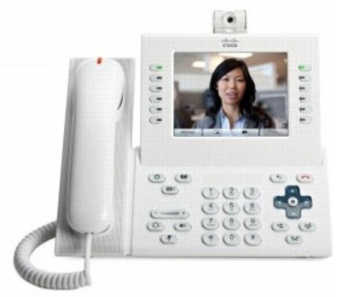 Cisco 9971 Wit IP telefoon