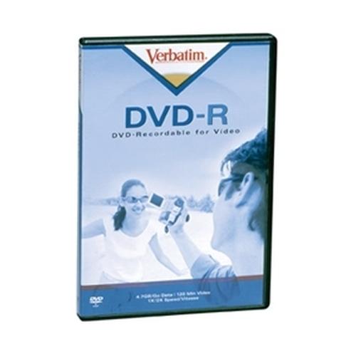 Verbatim 43194 lege dvd 4,7 GB 5 stuk(s)