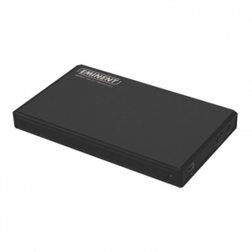 "Eminent 2.5"" SATA HDD Enclosure Zwart 2.5"""
