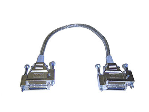 Cisco 3750X Stack 0.3m Black networking cable