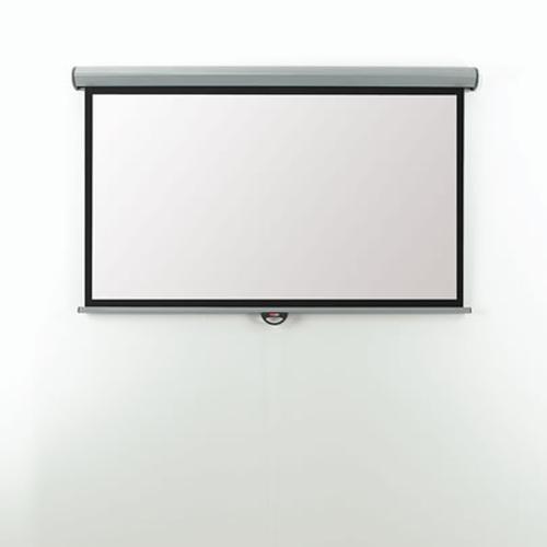 Metroplan Eyeline Electric Wall Screen 16:9 Black,White projection screen
