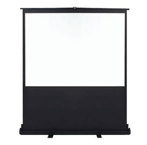 """Metroplan Vertigo Portable Floor Screen 80"""" 4:3 Black,White projection screen"""