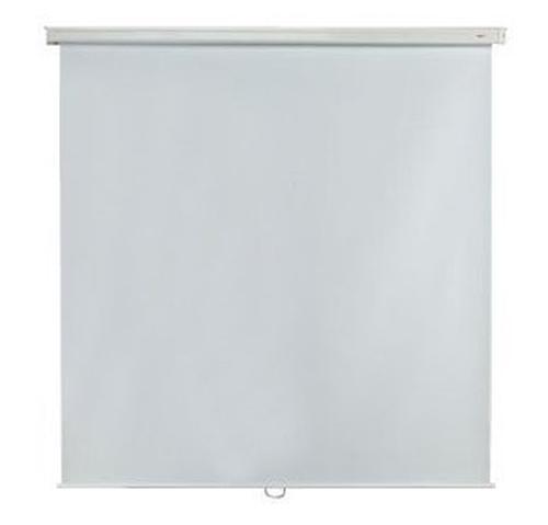 Metroplan Budget Manual Screen 1:1 White projection screen