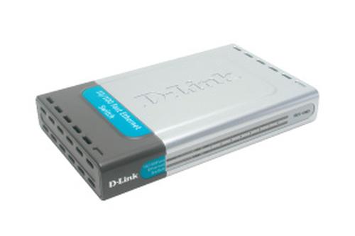 D-Link DES 1008D Switch 8 ports
