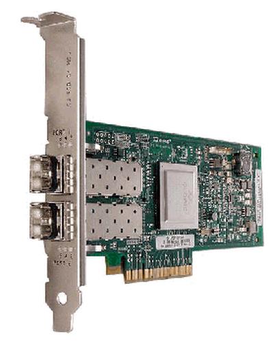 IBM QLogic QLE2562 Fiber Channel Host Bus Adapter Fiber interfacekaart/-adapter