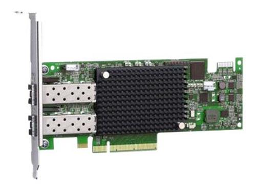 IBM Emulex 8Gb FC 2-port HBA Intern Fiber 8000Mbit/s netwerkkaart & -adapter