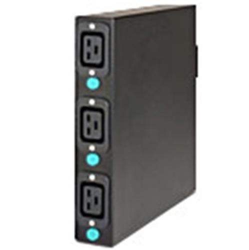 IBM DPI 63amp/250V energiedistributie 3 AC-uitgang(en) 1U Zwart