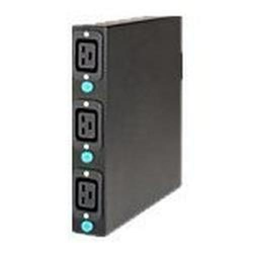 IBM 39Y8939 energiedistributie 3 AC-uitgang(en) 1U Zwart