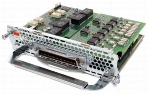 Cisco EM-HDA-3FXS/4FXO= FXS/FXO voice network module