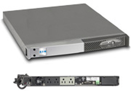 Eaton 650 650VA 4AC outlet(s) Rackmount Grey uninterruptible power supply (UPS)