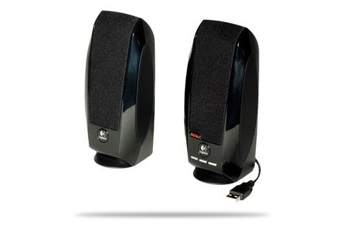 Logitech S150 12pk 1.2W Zwart luidspreker